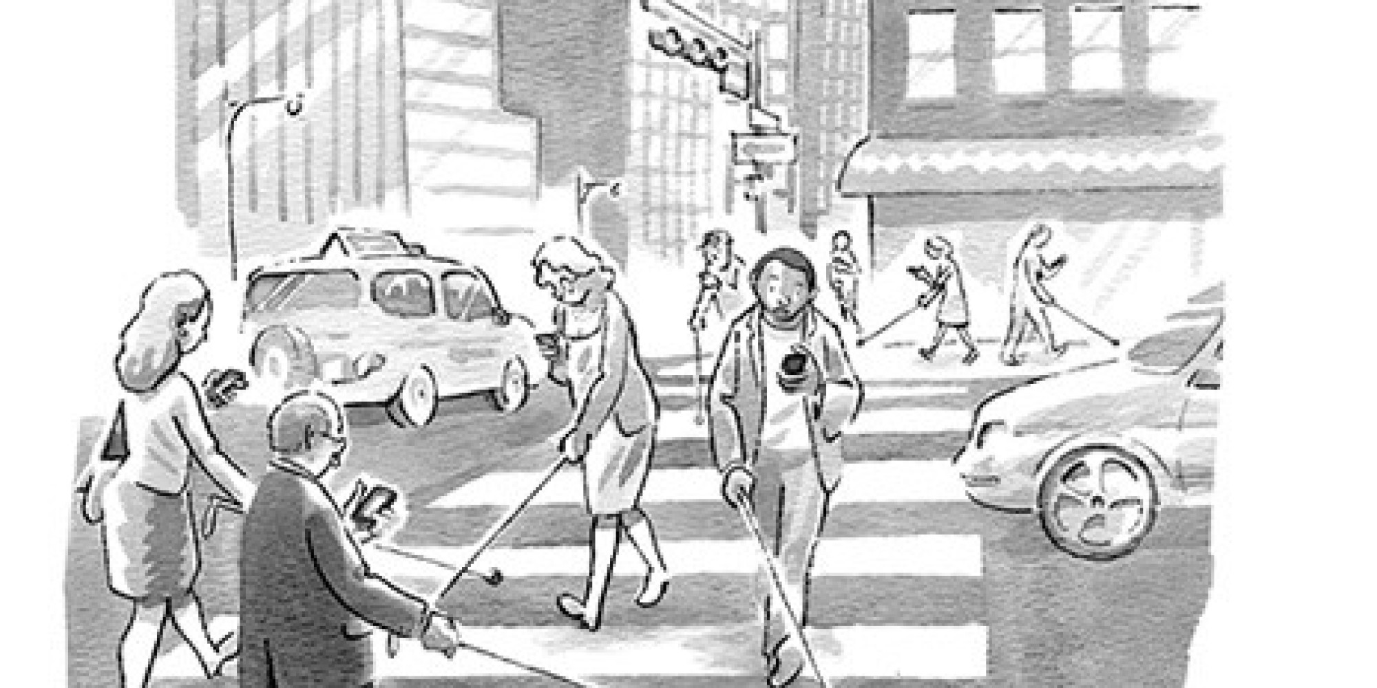 These New Yorker Cartoons Perfectly Sum Up What S Wrong