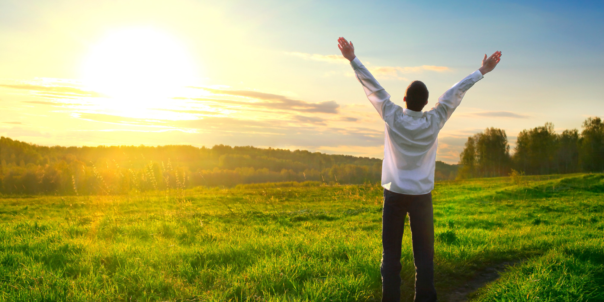 3 Steps to Happiness | HuffPost