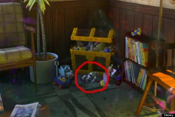 10 Disney Movie Easter Eggs That Will Probably Change The