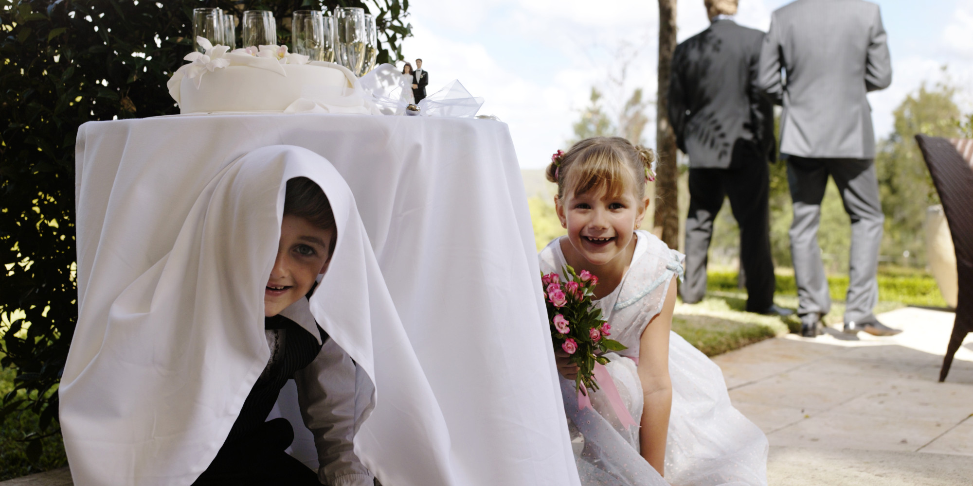 Image result for kids at wedding