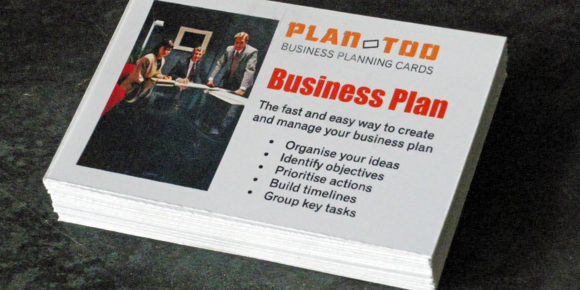 Paving business plan