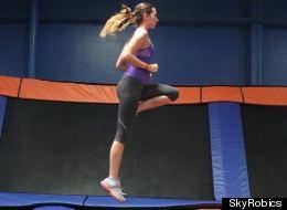We Tried It: SkyRobics Will Make You Feel Like Tigger