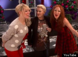 WATCH: 'Big Reunion' Stars Unveil Christmas Single