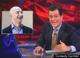 Colbert Precisely Nails Why Amazon Drones Are So Unsettling