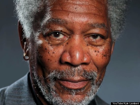 Hiperrealismo. O-MORGAN-FREEMAN-570