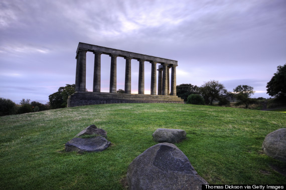 national monument scotland