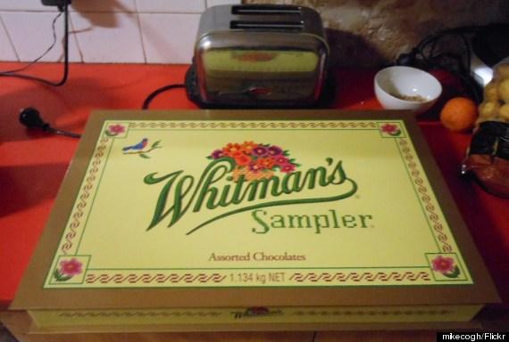 whitman sampler