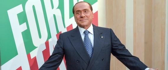 Forza Italia Silvio Berlusconi Convoca I Gruppi