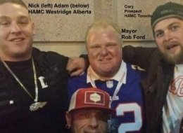 rob ford hells angels