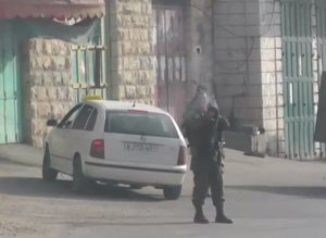 Cameraman Israeli Soldiers