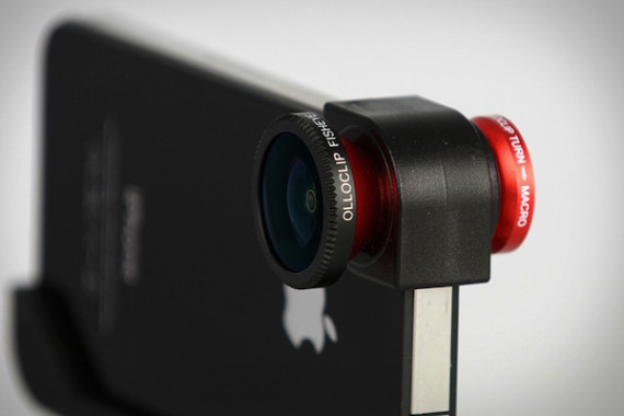 this awesome iphone attachable clip on camera lens will seriously up your teens instagram game or just help them take better pictures