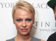 Pamela Anderson Is Now A Brunette (No, We're Not Kidding)