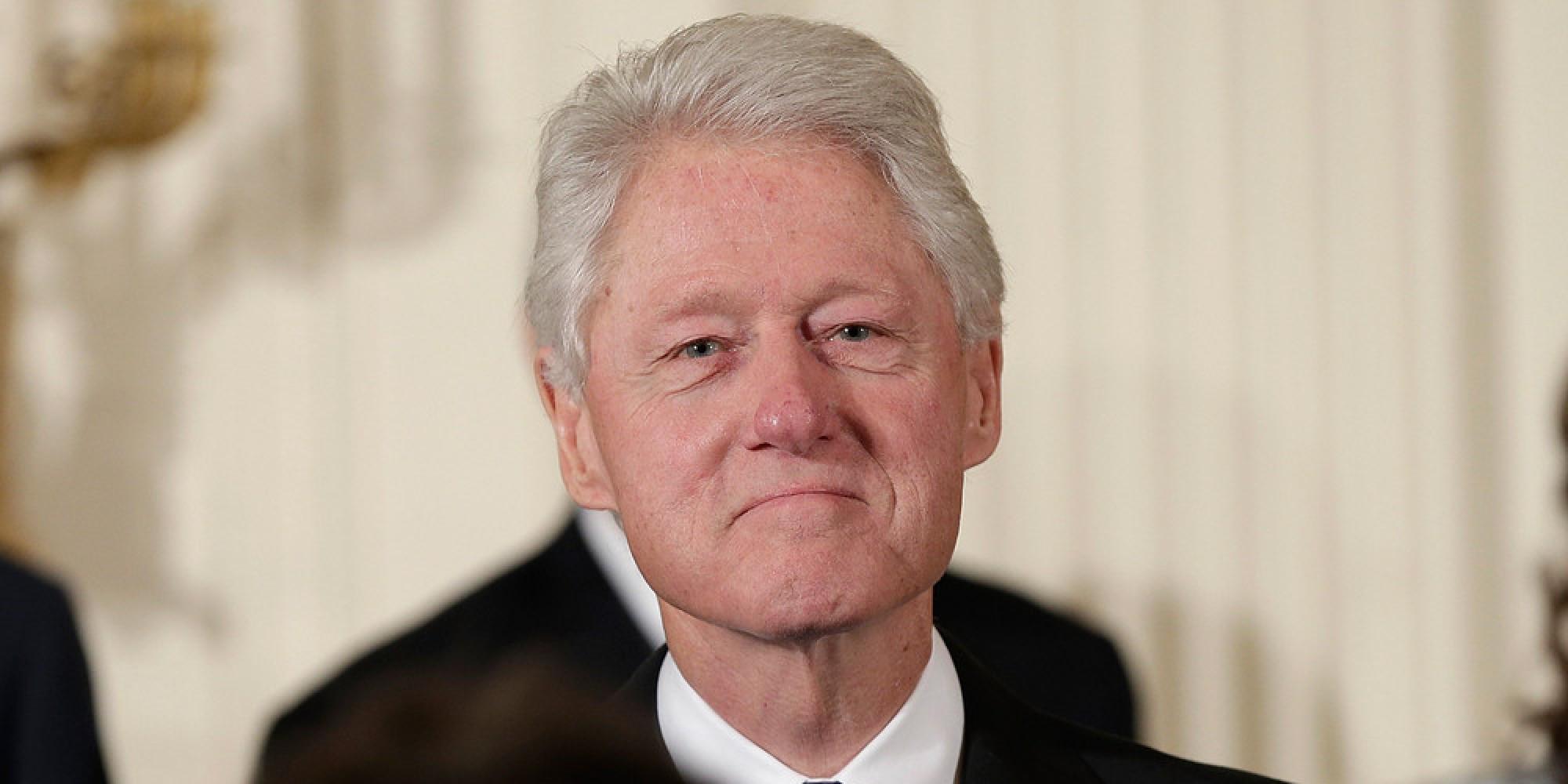 bill clinton haqida