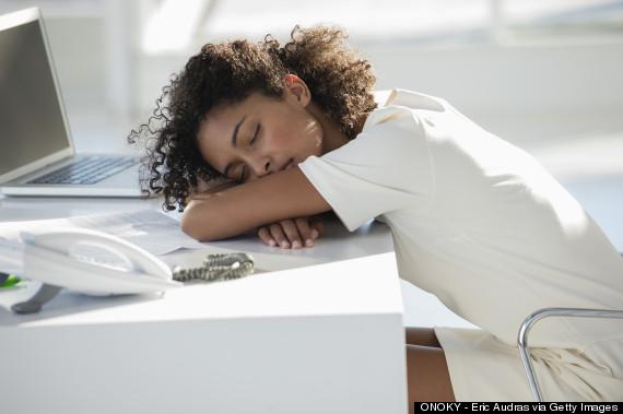 work nap