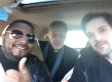 Christopher Walken Hitches A Ride With Fans, Stars In Epic Selfie (PHOTO)