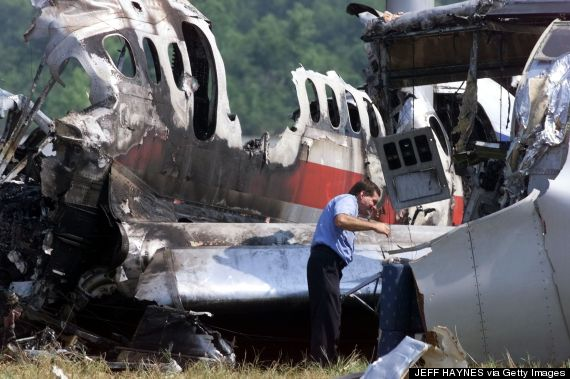 american airlines flight 1420 crash