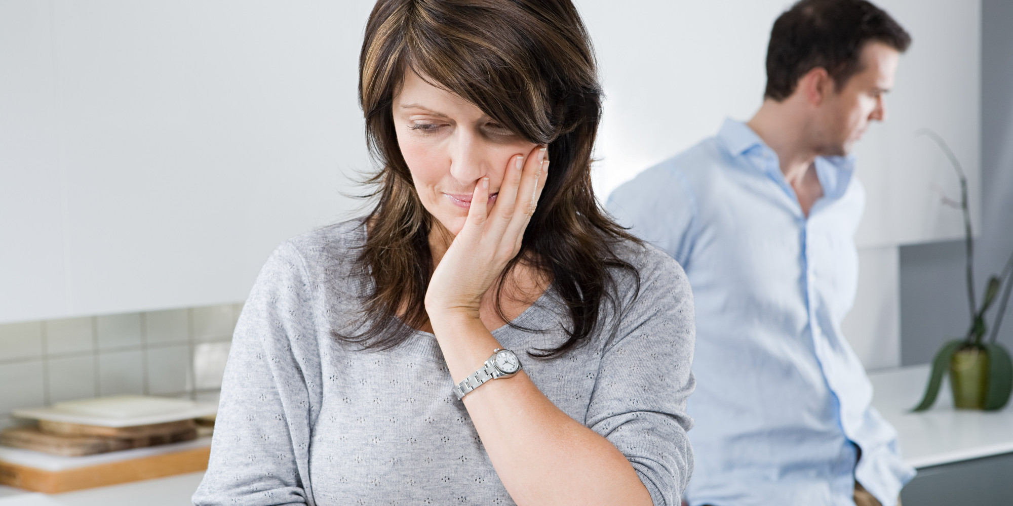 dating a married cancer man unhappy
