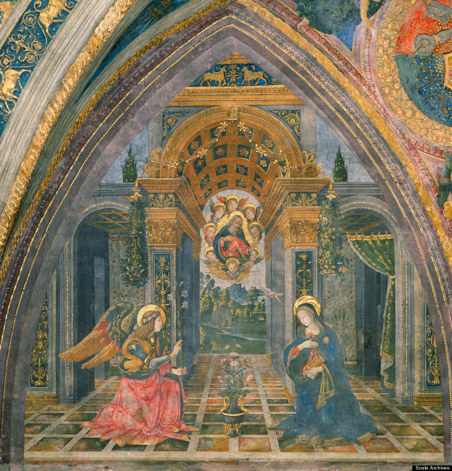 Famous Paintings Christianity