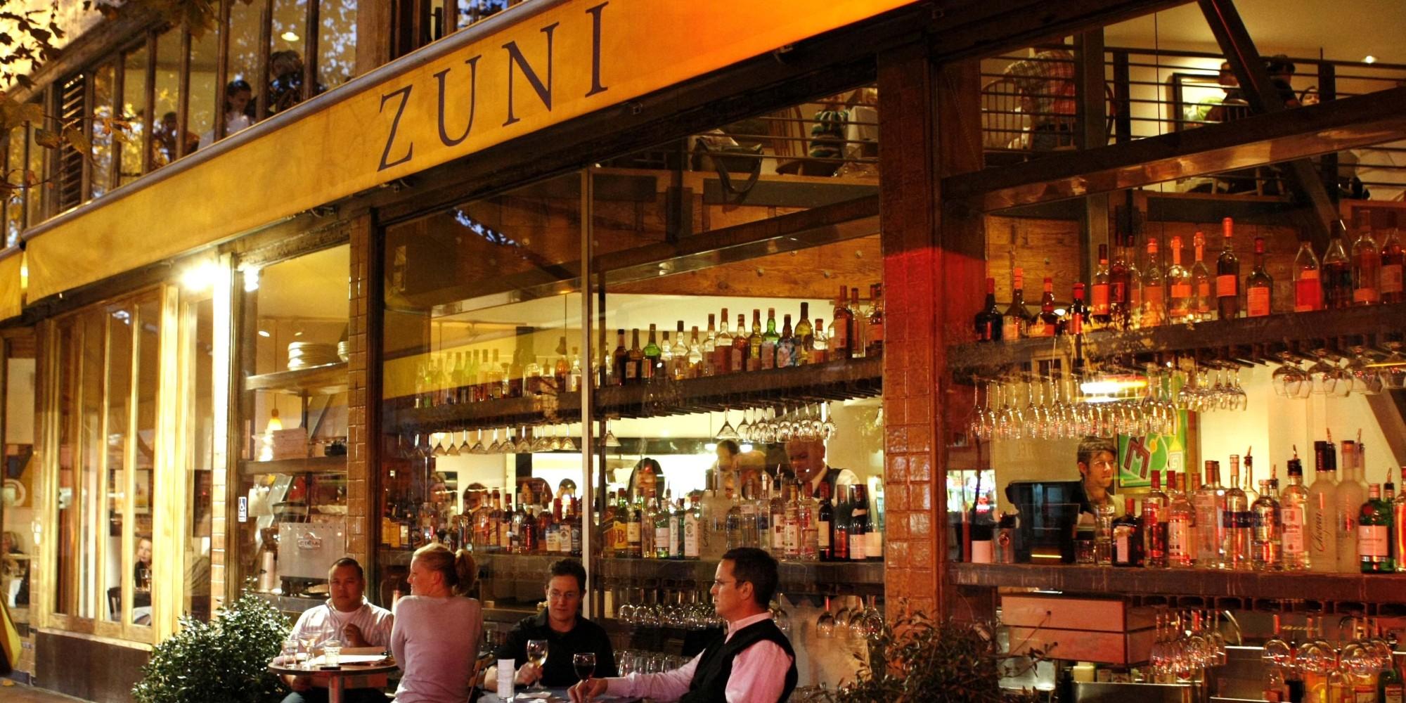Zuni Cafe San Francisco