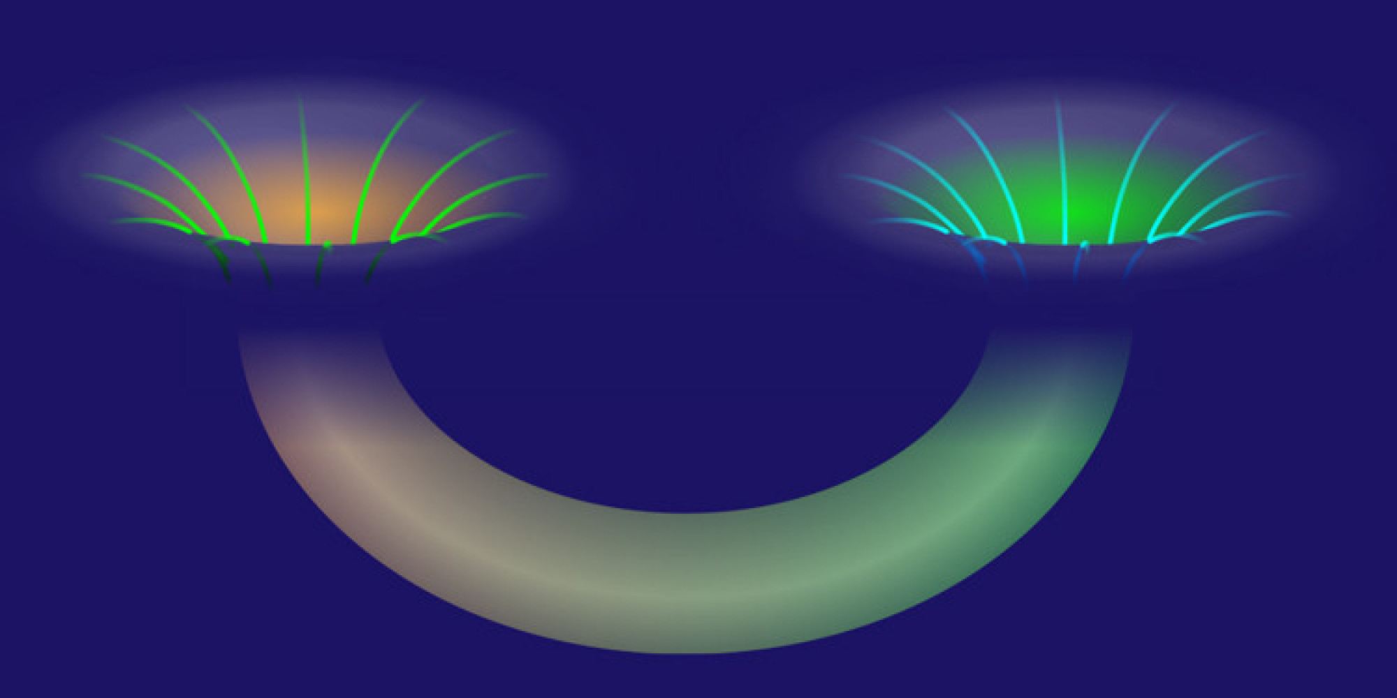 quantum entanglement  link wormholes  universe physicists