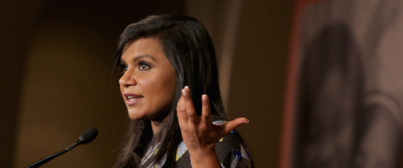 mindy kaling body image role model