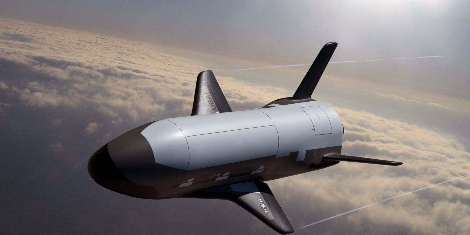 Risultati immagini per Boeing X-37B