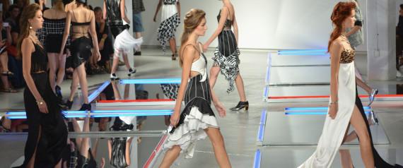 Plus-Size Models runway