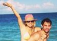 Kaley Cuoco Rocks Bikini While On Vacation With Fiance Ryan Sweeting