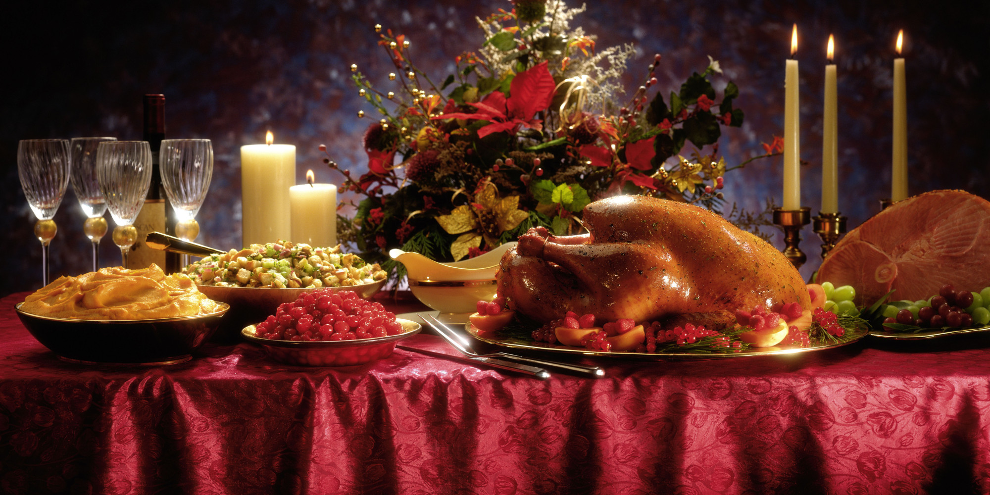 Weight loss ten tips for getting through the christmas for Christmas eve food ideas uk