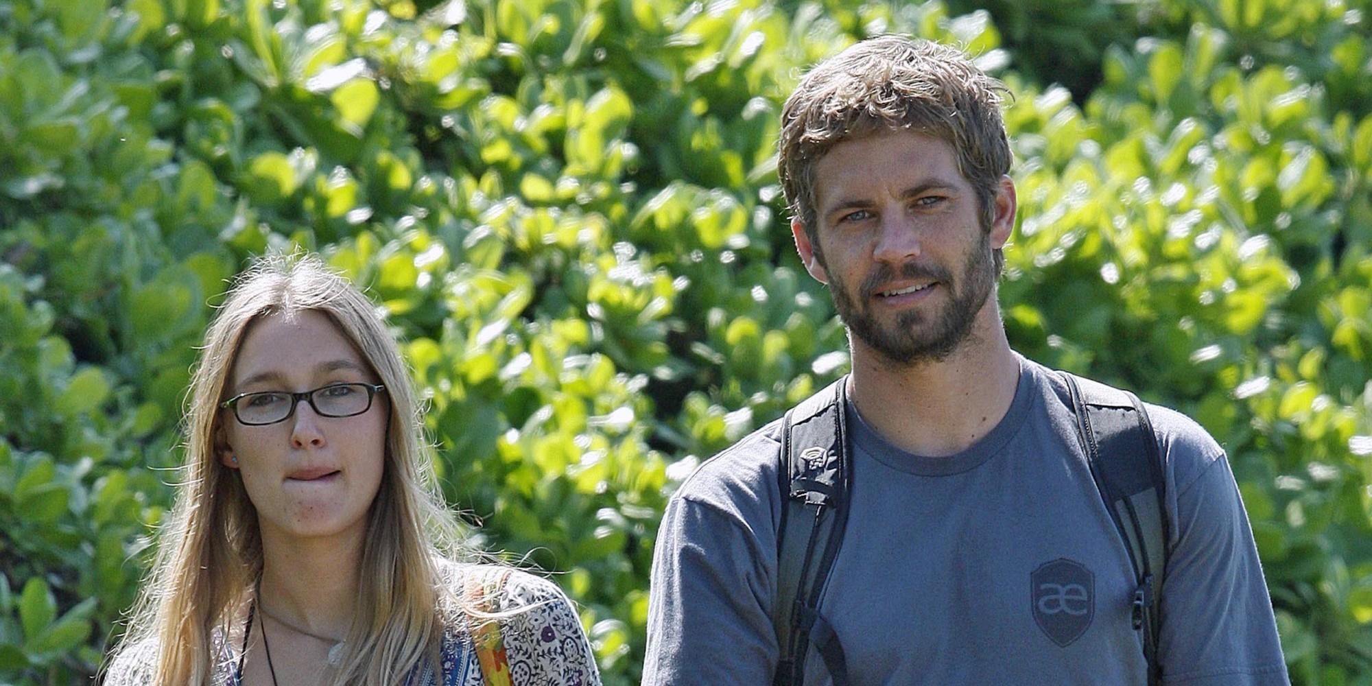 how did paul walker meet his girlfriend jasmine pilchard gosnell