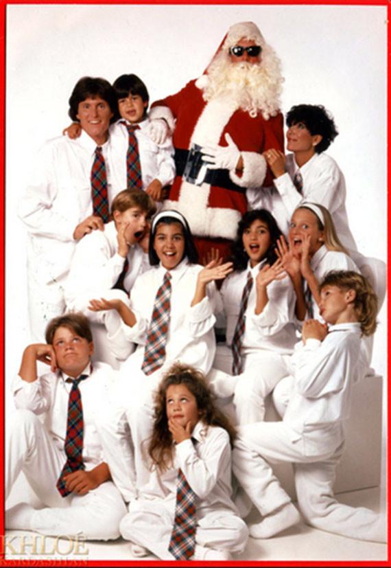The 11 Most Absurd Kardashian Christmas Cards | HuffPost