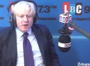 Boris Johnson Iq Test