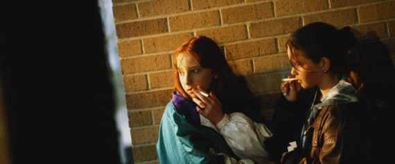 600 Under-16s Take Up Smoking Every Day In The UK
