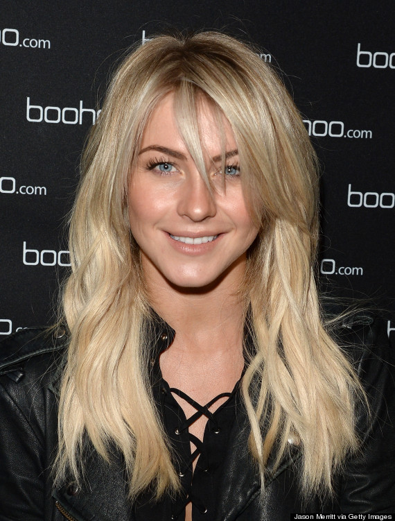 Julianne Hough Undergoes Hair Transformation Wows With Extensions