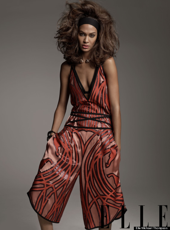 joan smalls elle