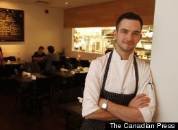Grilled: Canada's 'Top Chef' Dishes On Why You Should Eat Foods You Hate