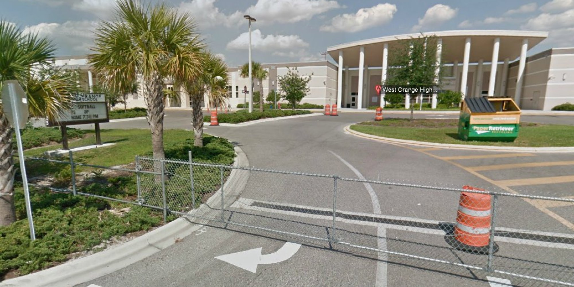 Student shot at west orange high school in winter garden florida huffpost for Winter garden fl news