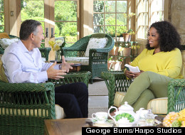 Starbucks CEO Howard Schultz: 'I Got Lucky'