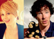 Benedict Cumberbatch And Jennifer Lawrence Are The King And Queen Of Tumblr