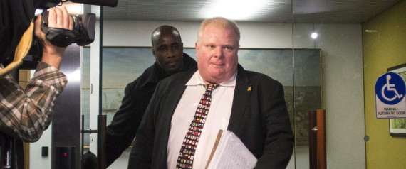 rob ford heroin