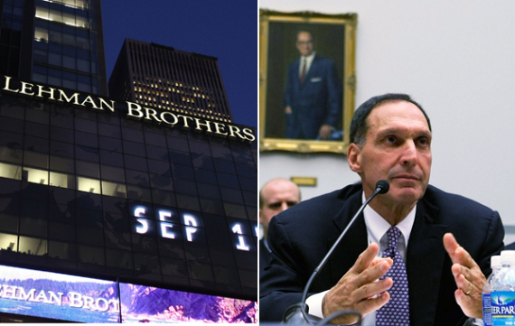 Lehman Brothers: Repo 105 and other accounting tricks