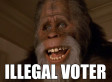 11 Imaginary Republican Enemies That Could Give Bigfoot A Run For Its Money