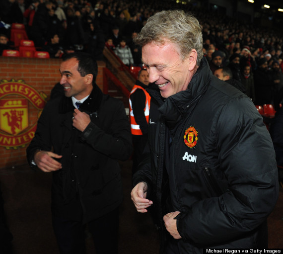 david moyes roberto martinez