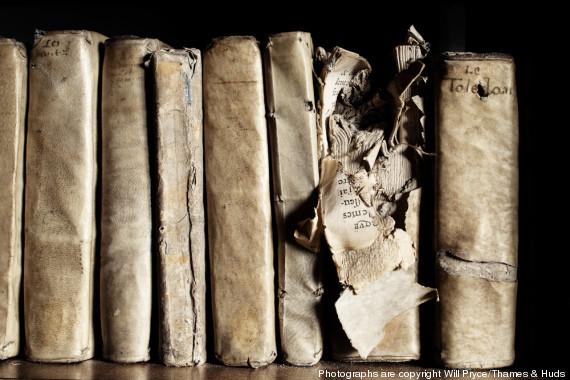 francia la biblioteca capitolare della cattedrale