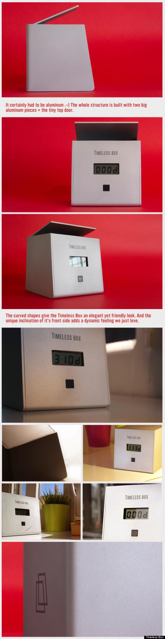 timeless box