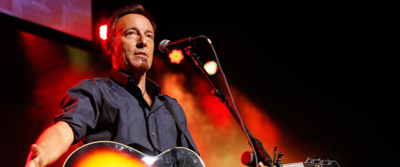 bruce springsteen born to run manuscript
