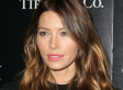 Jessica Biel Wears Crop Top To 'The Truth About Emanuel' Premiere