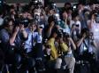 American, Japanese Reporters Brawl At Biden's Tokyo Meeting