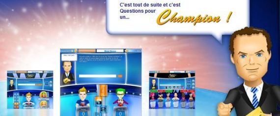 Qpuc jeu en ligne for Decor question pour un champion
