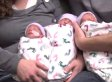 Rare Identical Triplets Conceived Without Fertility Drugs Born In California